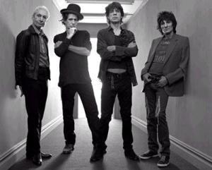Rolling Stones Wearing Skinny Jeans